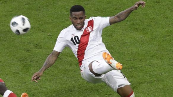Peru star Farfan in doubt for Australia match after head clash