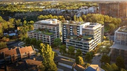 'Jewel in the crown': Geocon unveils $65 million apartment complex