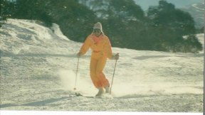 Ginny Bevan at Thredbo had a passion for the slopes and deep powder snow.