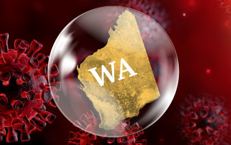Does WA have an exit strategy to eventually get out of its COVID-free bubble that doesn't involve accepting the virus back into the community?