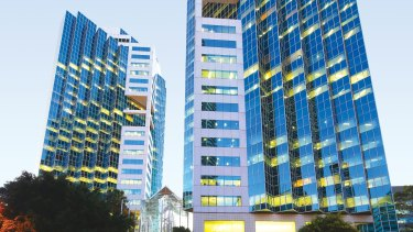 Starwood Capital and Arrow Capital Partners have bought Zenith Centre for almost $440 million.
