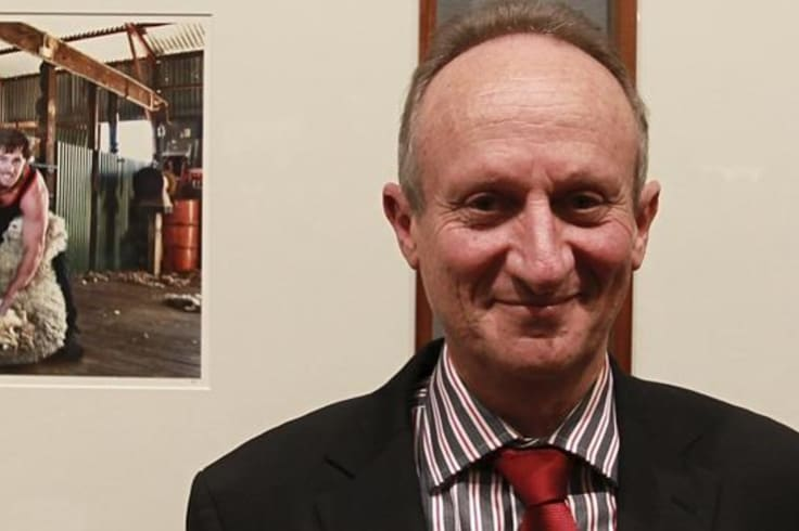 Avid photographer Mark Tedeschi is an ''asset'' to the Library Council of NSW.