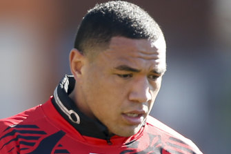 Tyson Frizell will make a call on his future before the competition kick-off.