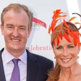 Deborah Hutton and Robert Dulhunty in 2013.