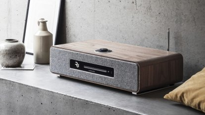 A connected speaker for fans of CD and radio