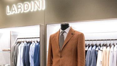 Lardini name is synonymous with quality.