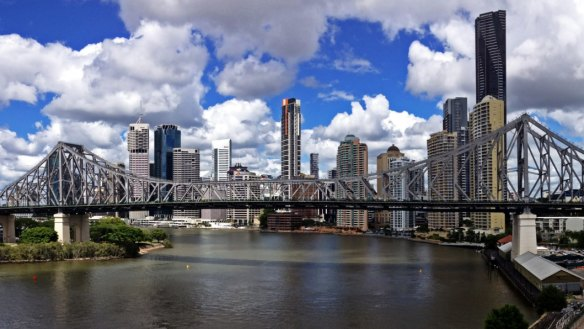Story Bridge to be repainted for the first time in $80m project