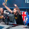'The Caches': Australia takes on England in esports' own grudge series