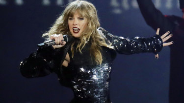 Make it a Taylor Swift double with her Miss Americana documentary and her Reputation concert show.