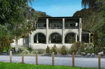 Andrew Bogut's plans for a development in Beaumaris have run into council trouble.