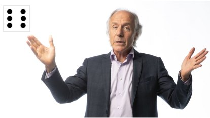 Alan Finkel: 'Never let the pursuit of perfection get in the way of the very good'