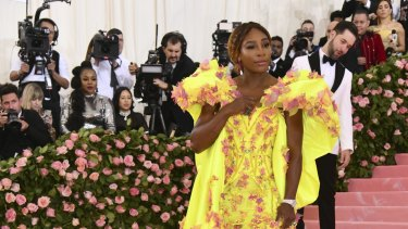 Is Serena Williams getting a lasagne dish for Mother's Day? I doubt it!