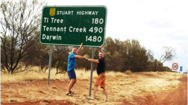 These fly-in, fly-out criminals documented their road trip across Australia, cracking open ATMs along the way.