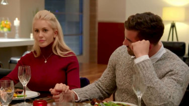 Taite's date went off without a hitch - but he still didn't tell Ali what she wanted to hear.