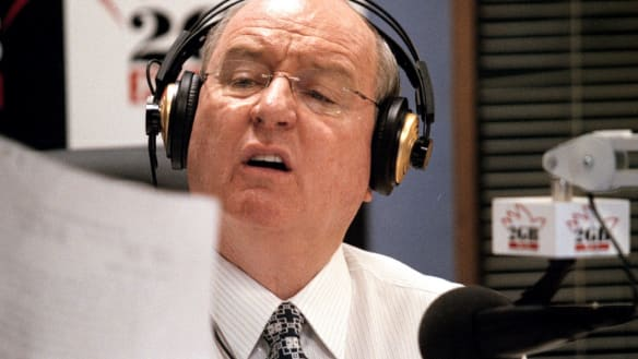 The resignation Alan Jones should be ready to announce