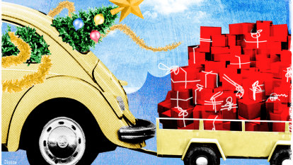 Something old, nothing new: our very merry pre-loved Christmas