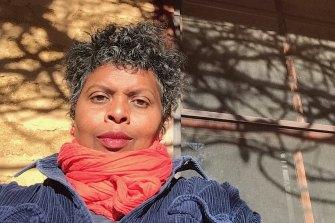 Amaara Raheem, co-creator of the Walking Reading Group.