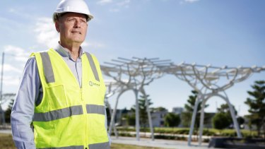 SunCentral Maroochydore chief executive John Knaggs says the group seeks a long-term set of development partners for the next 10 to 15 years of the project.