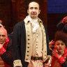Hamilton will premiere in Australia in 2020.