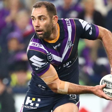 Cameron Smith is the last of the golden generation to earn a million.