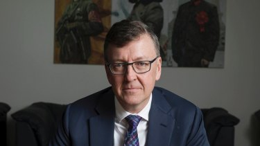 Platinum Asset Management faces testing times. Andrew Clifford took over from Kerr Neilson as chief executive in the middle of last year