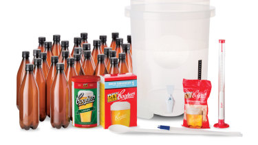 We put two top beer brewing kits to the test