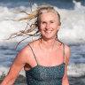 'The ocean is saving me': How Natasha's daily swim keeps her sane