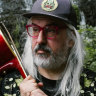Fuzz-master J Mascis delivers dinosaur-sized sound