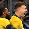 Glorious action and noble risks won the day for Wallabies, now let's see it again