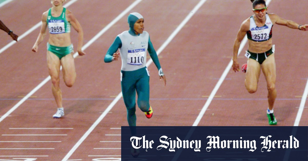 How Cathy Freeman led the greatest night of athletics in history