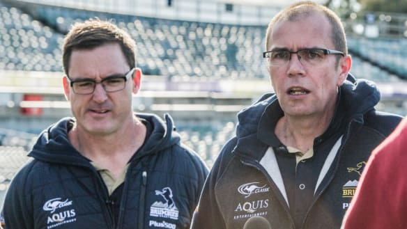 ACT Brumbies boss Michael Thomson steps down