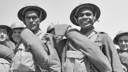 After the death of a mate, 'The Ghost of Kokoda' swore revenge and took on the enemy