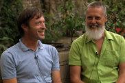 Darkfield's David Rosenberg and Glen Neath.