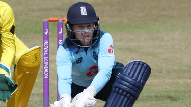 Tammy Beaumont's form is patchy.