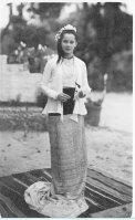 June Rose Bellamy  Princess of Burma.