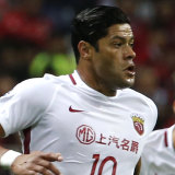 China-based Brazilian superstar Hulk has linked up with a football boot brand backed by James Hird.