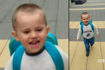 The inquest into missing boy William Tyrrell has heard that a witness was tried twice for murder in connection with the death of a schoolgirl, although he was acquitted.