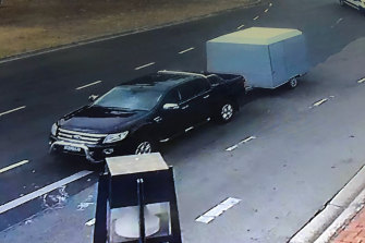 Police wish to identify the driver of this car after a hit-run incident on Thursday afternoon in Dandenong.
