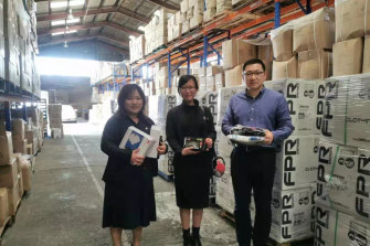 Picture from the WeChat account of Poly Australia.