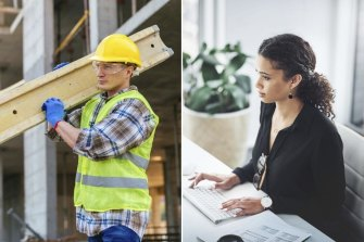 people whose jobs involve frequent moving and lifting tend to live longer.