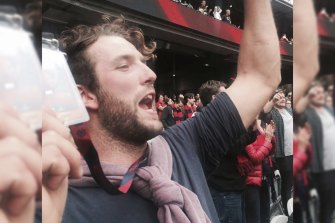 Caleb Cox has indicated he will plead guilty to sneaking into WA to attend the AFL grand final.