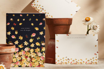 Bring out brighter days with Romance is Born's second Papier collaboration.