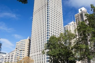Charter Hall and Abacus have  lodged plans to extend the 201 Elizabeth Street, Sydney tower