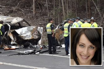 A safer road system, including wire rope barriers which were later installed, would have increased the chances of the Falkholt family surviving the crash that killed the family of four, including actress Jessica, on Boxing Day 2017.