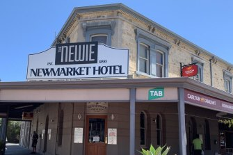 Pokie pub owner David Tomsic has purchased the Newmarket Hotel.