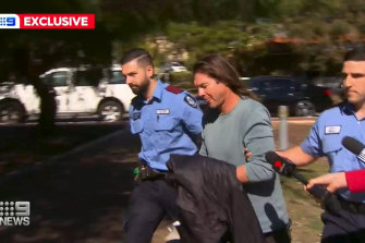 Ben Cousins was arrested in Perth on Wednesday.