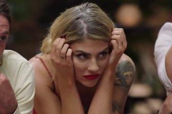 Booka reacts to the antics of Sunday's MAFS finale.