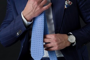 The Bespoke Corner Tailors offers a bespoke service in both Melbourne and Sydney.