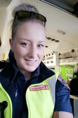 Advanced life support paramedic, Stacey Heaney, has called for greater safety measures for emergency service workers.