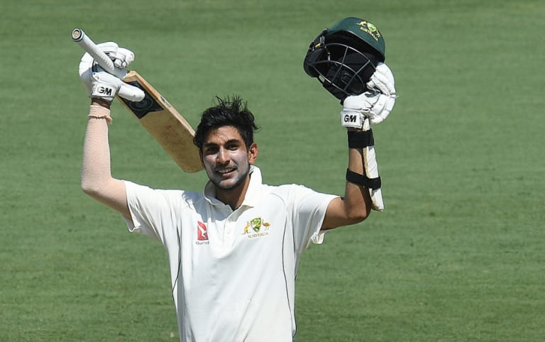 In form: Jason Sangha hopes to make his mark for NSW.